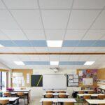 La acústica podría mejorar hasta un 35% el rendimiento del curso 2021/22
